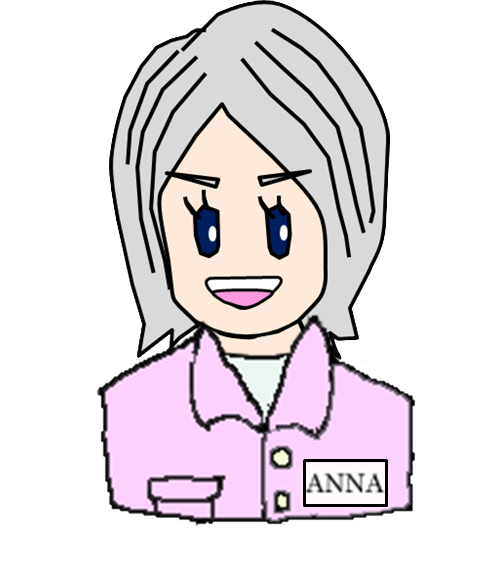 1x1.trans ⑩かわいい 作業者 女性  作業服