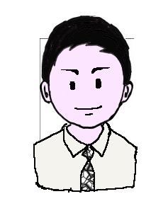 カッターシャツ 日本人