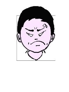 アジア人 怒り