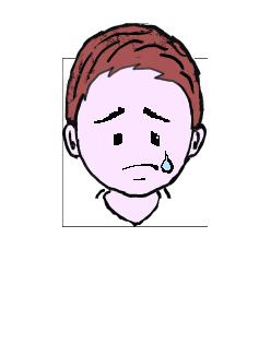 茶髪 泣く