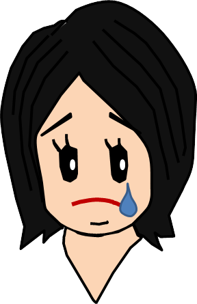 アジア人 泣く
