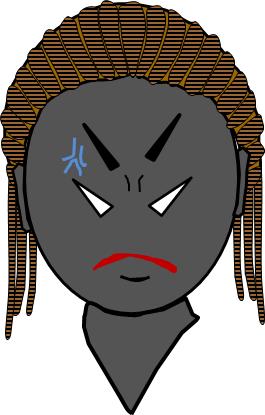 黒人 怒り