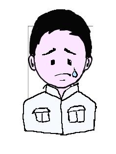 日本人 泣く