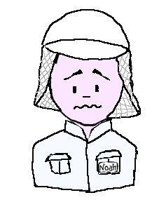1x1.trans  ⑬楽しい 作業者 男性 帽子