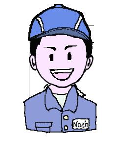 日本人 作業帽子 笑い