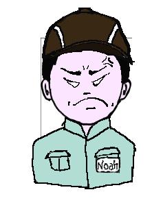 日本人 作業帽子 怒り