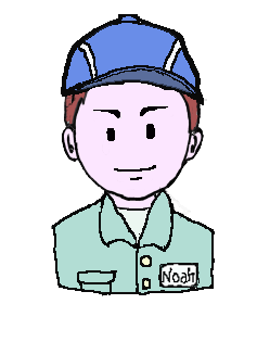 茶髪 作業帽子