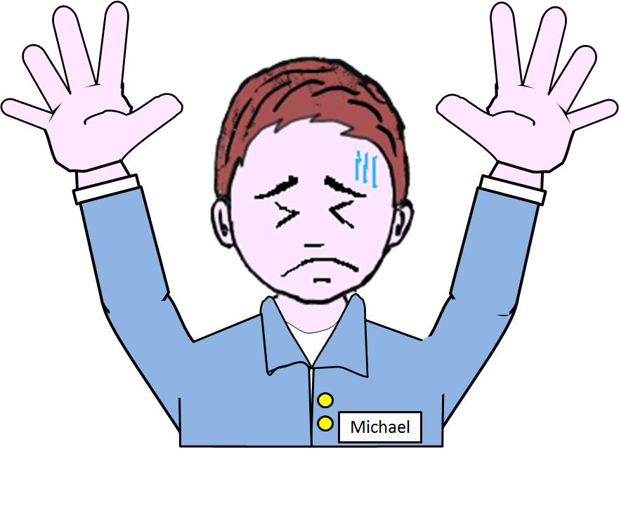 1x1.trans 5.茶髪  男性 身振り、ジェスチャー