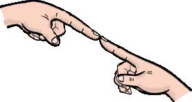 1x1.trans 個性豊かな 手、ハンド イラスト